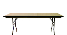 Banquet Tables 230 x 120