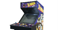 4 Player X-Men 230 x 120