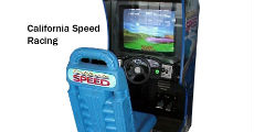 California Speed Racing 230 x 120
