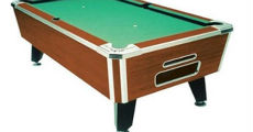 Pool Table 230 x 120