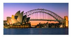 Sydney Opera 230 x 120