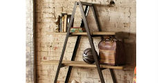 A Frame Ladder Buffet