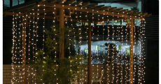 LED String Curtain