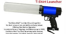 T Shirt Launcher