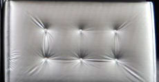 Silver button front 230 x 120