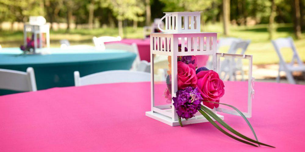 Gabrielsen Grad pink table