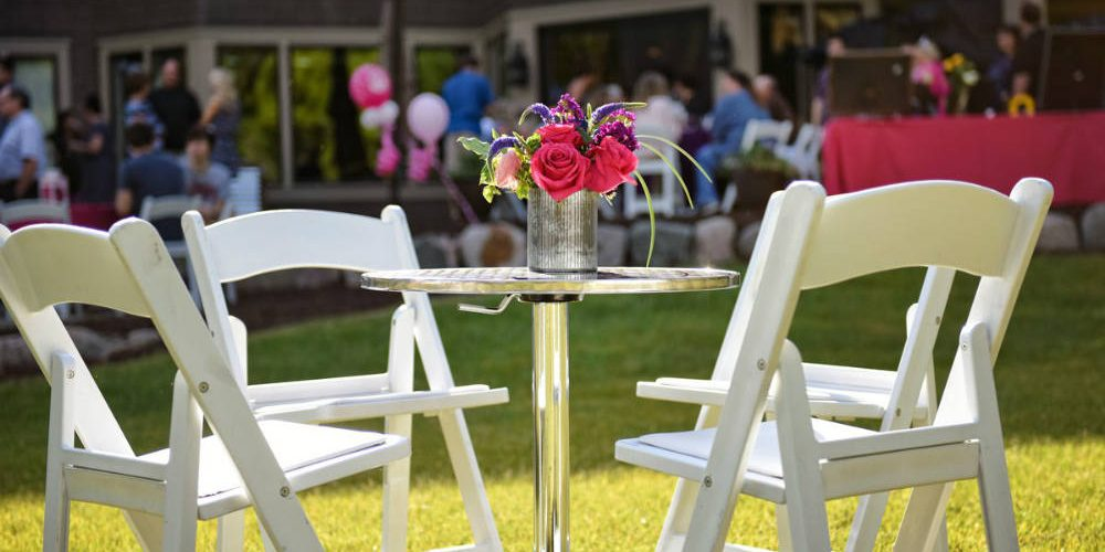 Gabrielsen Grad table and chairs