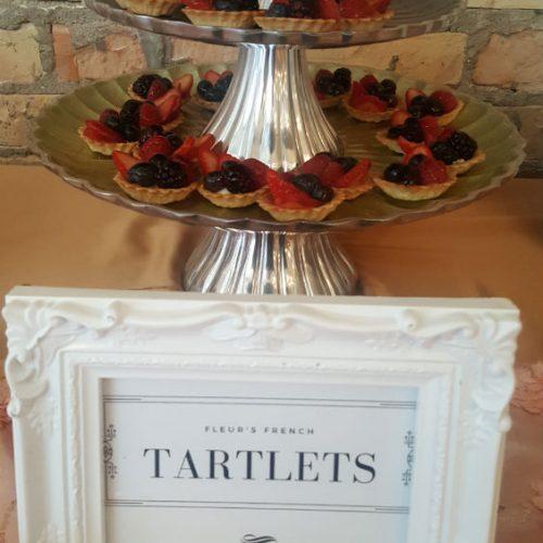 Katherine Hill tartlets