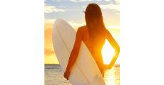 Surfer 230 x 120