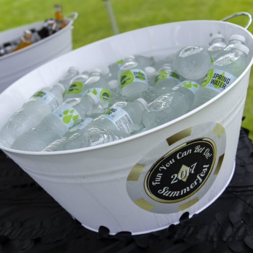Upsher Casino Water Bucket
