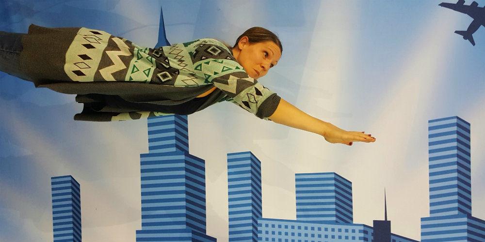 Allianz Soar Flying Photo 1000 x 500