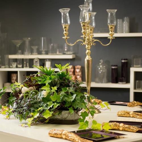 Showroom piano greenery 500 x 500
