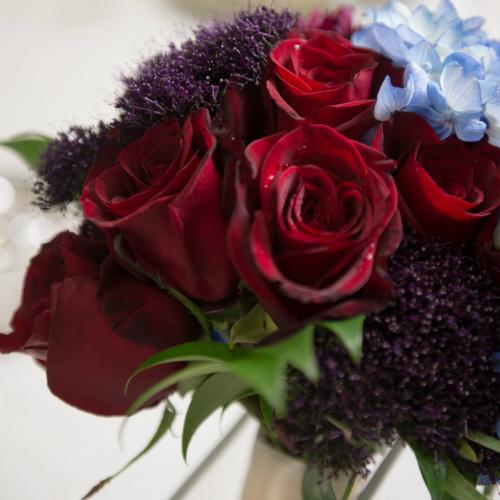Showroom red bouquet 500 x 500