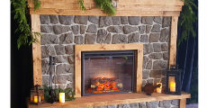 StoneFireplace 230 x 120