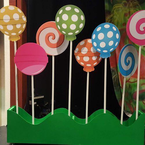 Treasure Island Lollipops 1000