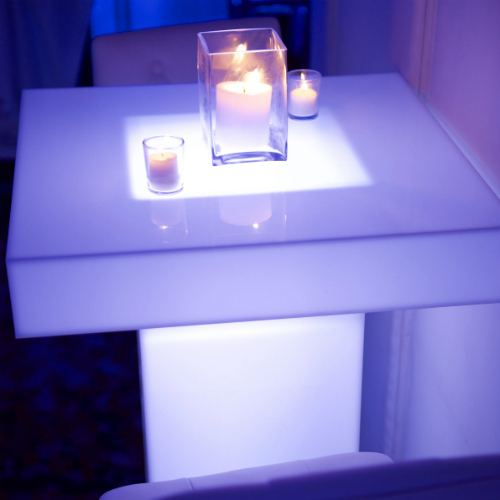 Events Forum Pepsi Ice LED table 500 x 500
