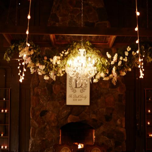 Daniel Wedding Chandelier Flowers 500 x 500