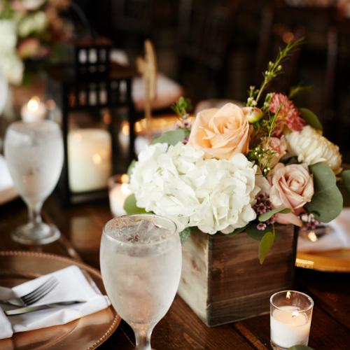 Daniels Wedding floral box 500 x 500
