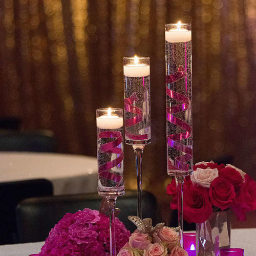 Abbey's Hope Halo vase centerpieces 1000