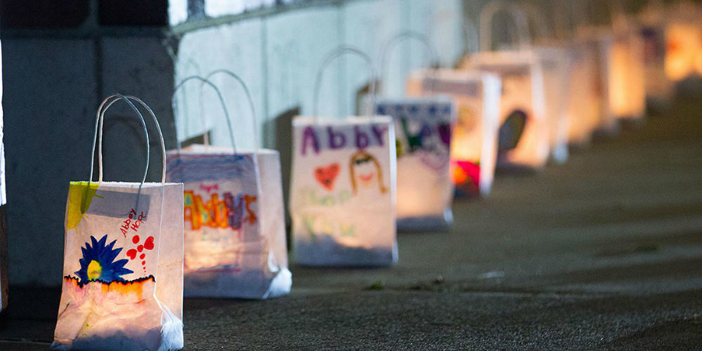 Abbey's Hope Paper Lanterns 1000