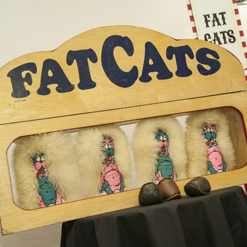 Weisberg Rutman Mitzvah Fat Cats 500 x 500