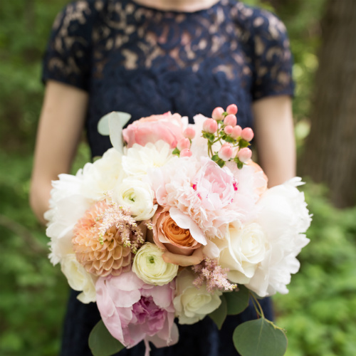 Boh Ford Bridesmaid bouquet 500