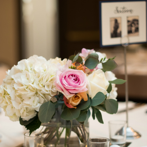 Boh Ford table bouquet 500
