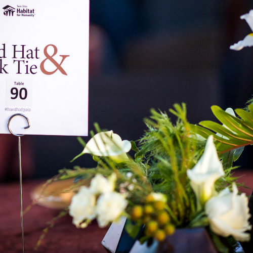 Habitat 2018 table sign 1000 x 500
