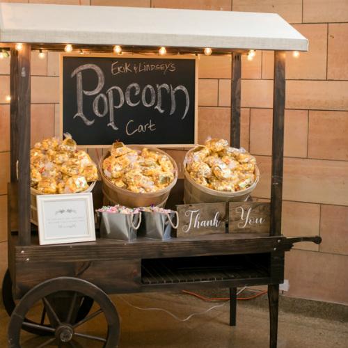 Marshall Bettendorf Popcorn Cart 500