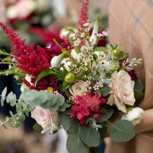 Marshall Bettendorf bridesmaid bouquet 500