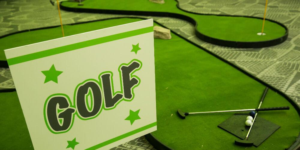 State fair golf holes