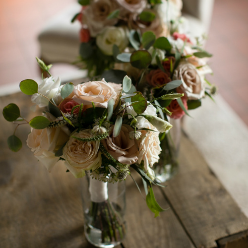 Barn Wedding bouquets