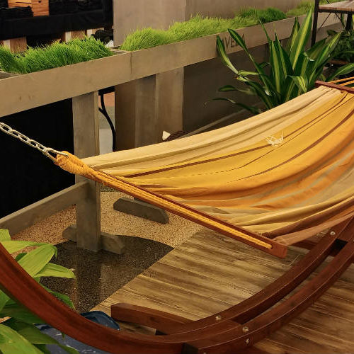 Aveda Congress Lounge Hammock