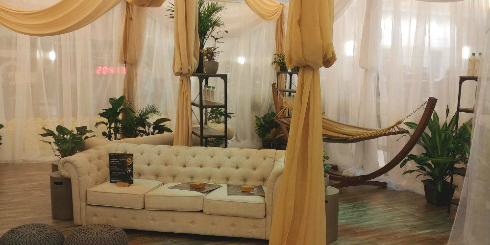 Aveda Congress Lounge