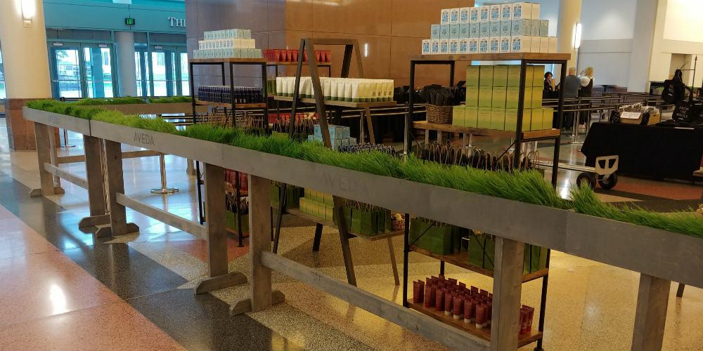 Aveda Congress Raised Planters