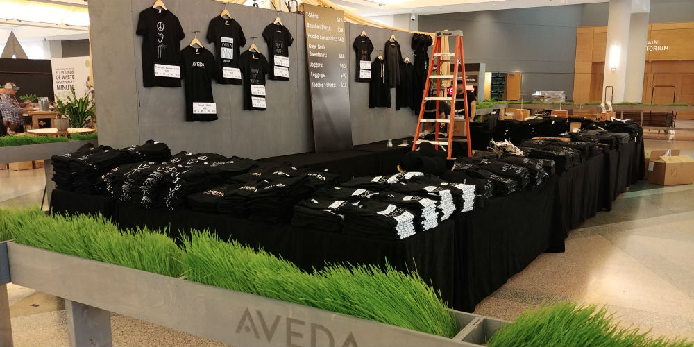 Aveda Congress Tshirt Shop