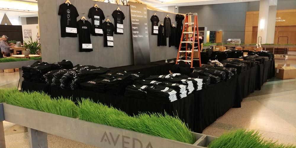 Aveda Congress Tshirt Shop