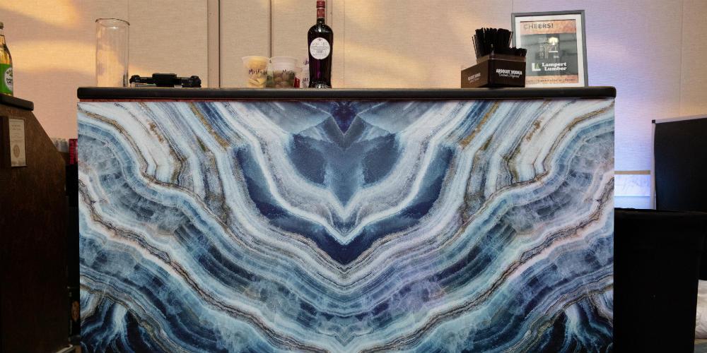 BATC Blue Marble Bar