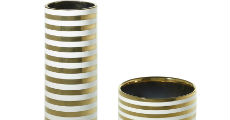 GoldStripeCeramic