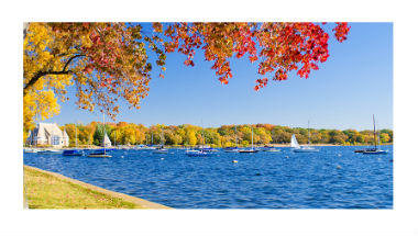 Lake Harriet MN