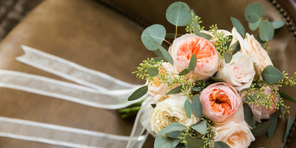 Jennifer&Charlie Spvacek Olson bouquet