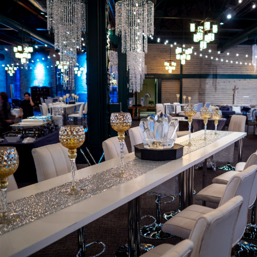Mosaic Holiday 2018 long table