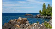 Isle Royale Backdrop