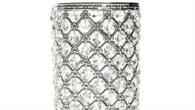 Prestige Crystal Candle Holder